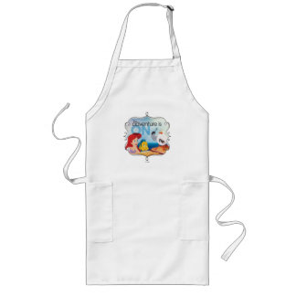The Adventure Is On Long Apron