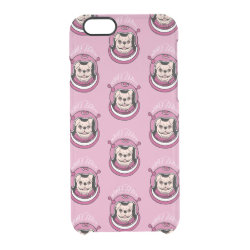 Uncommon iPhone 6 Clearly™ Deflector Case with Bulldog Phone Cases design
