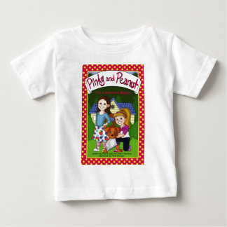 The Adventure of Pinky and Peanut Baby T-Shirt