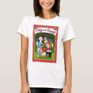 The Adventure of Pinky and Peanut T-Shirt
