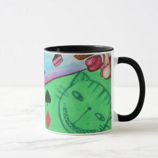 The Adventures of Alice in Wonderland Mug