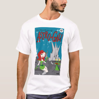 The Adventures of Astro-Gal! T-Shirt