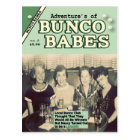 The Adventures of Bunco Babes Edition #2 Postcard