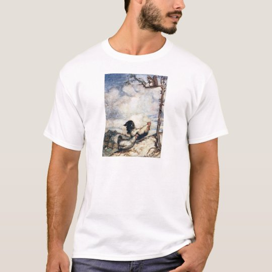 The Adventures of Chanticleer and Partlet T-Shirt