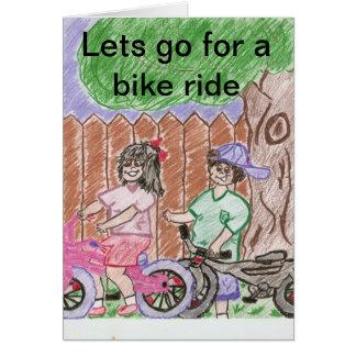 The Adventures of Elliott Parks Series Greeting Card