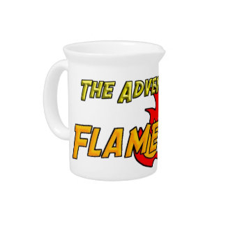 The Adventures of Flame Gurl Pitcher