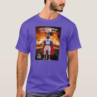 The Adventures of Paleta Man Action Figure Shirt