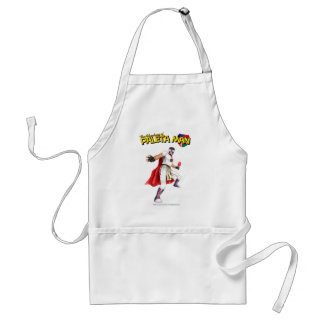 The Adventures of Paleta Man Adult Apron