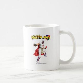 The Adventures of Paleta Man Coffee Mug