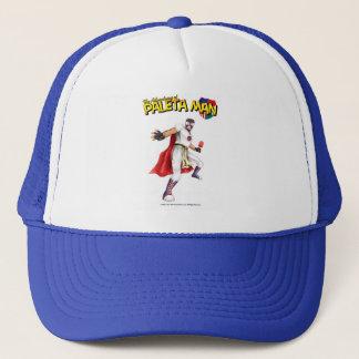 The Adventures of Paleta Man Trucker Hats