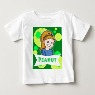 The Adventures of Pinky and Peanut Baby T-Shirt