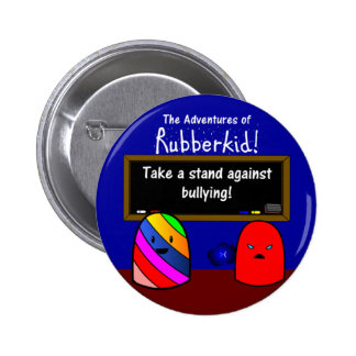 The Adventures of Rubberkid Button