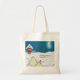 The Adventures of Shellie and Hatch -10 Budget Tote Bag