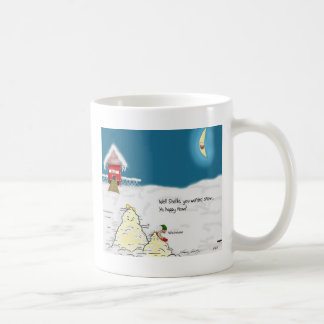 The Adventures of Shellie and Hatch -10 Classic White Coffee Mug