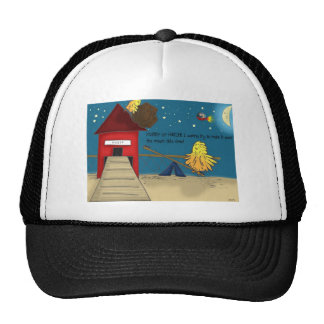 The Adventures of Shellie and Hatch -11 Trucker Hat