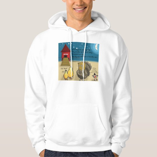 The Adventures of Shellie and Hatch -12 Hoodie