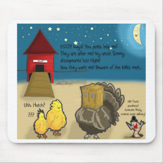 The Adventures of Shellie and Hatch -12 Mouse Pad