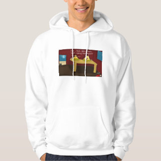 The Adventures of Shellie and Hatch -13 Hoodie