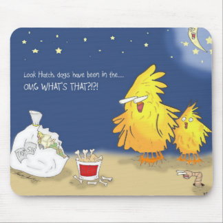 The Adventures of Shellie and Hatch -2 Mouse Pad