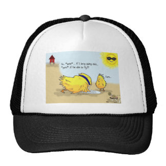 The Adventures of Shellie and Hatch -3 Trucker Hat