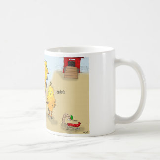 The Adventures of Shellie and Hatch -4 Classic White Coffee Mug