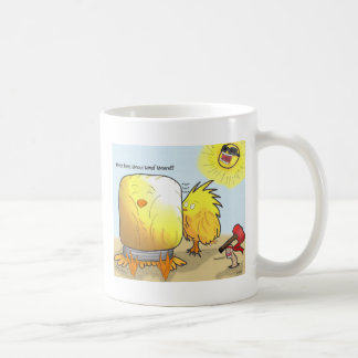 The Adventures of Shellie and Hatch -5 Classic White Coffee Mug