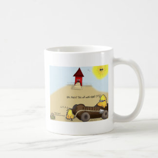 The Adventures of Shellie and Hatch -7 Classic White Coffee Mug