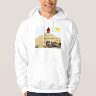 The Adventures of Shellie and Hatch -7 Hooded Sweatshirt