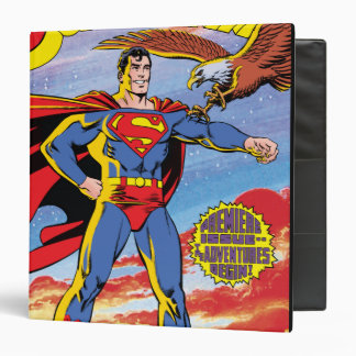 The Adventures of Superman #424 Binder