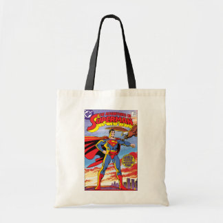 The Adventures of Superman #424 Budget Tote Bag