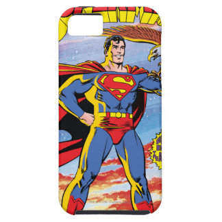 The Adventures of Superman #424 iPhone SE/5/5s Case