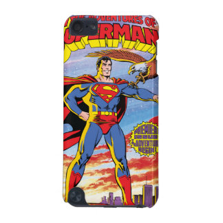 The Adventures of Superman #424 iPod Touch (5th Generation) Cover