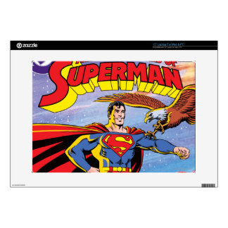 The Adventures of Superman #424 Skins For Laptops