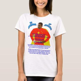 The Adventures of SUPERMAO - Barack Obama T-Shirt