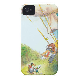 The Adventures of Ted, Ed and Caroll iPhone 4 Case