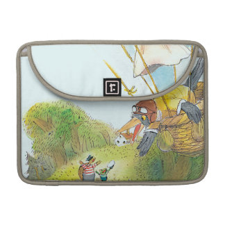The Adventures of Ted, Ed and Caroll MacBook Pro Sleeve