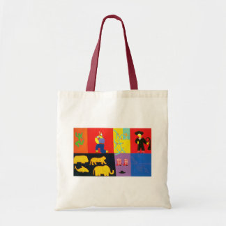 The Adventures of Tom and Luke 2002 Budget Tote Bag