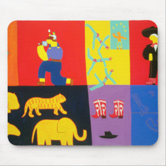 The Adventures of Tom and Luke 2002 Mouse Pad