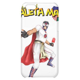 The Advetures of Paleta Man iphone Case iPhone 5C Case