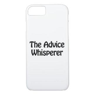 the advice whisperer iPhone 7 case