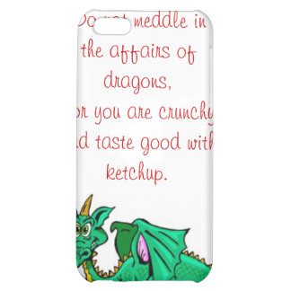 The Affairs of Dragons iPhone 5C Covers