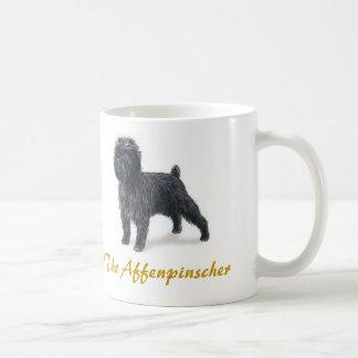 The Affenpinscher, Dog Lover Galore Classic White Coffee Mug