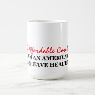 the Affordable Care Act Coffee Mug