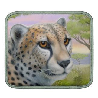 The African Cheetah iPad Rickshaw Sleeve