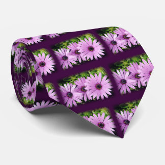 The African Daisy Neck Tie