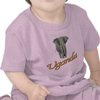 The African Elephant Tshirts