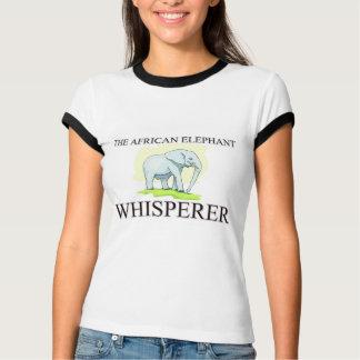 The African Elephant Whisperer T-Shirt