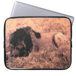 The African Lion Laptop Sleeve