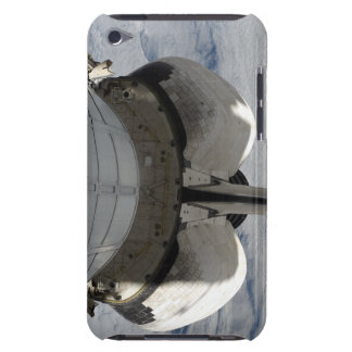 The aft portion of the Space Shuttle Endeavour 2 Barely There iPod Cover