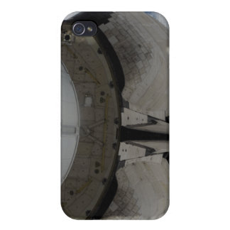 The aft portion of the Space Shuttle Endeavour 2 Case For iPhone 4
